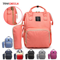 Mummy Diaper Bags Maternity Large Capacity Infant Nappy Bags Travel Backpack Designer Nursing Baby Care For Mother Dad CL5310
