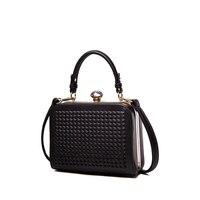 AMELIE GALAMTI женская сумка коробка поставляется с металлической tote сумки и сумки через плечо маленькая модель