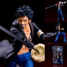 Megahouse Variable Action Heros One Piece Trafalgar Law Anime Catoon PVC Action Figure Collectible Model Toys  Gifts KT230