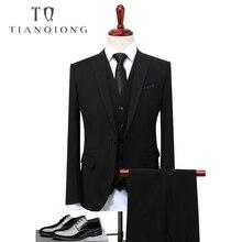 garnitur czarny co męski