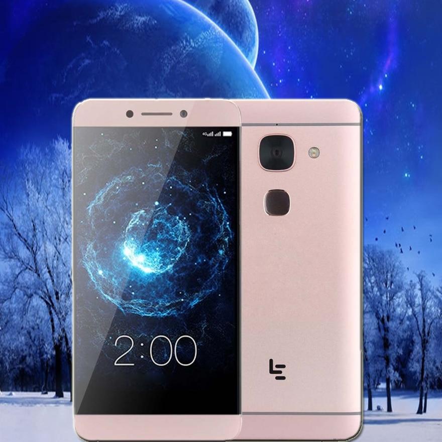 Оригинальный Letv LeEco Le Max 2X820 4 г LTE мобильный телефон 4 ядра 5,7 2560x1440 6 ГБ Оперативная память 64 ГБ Встроенная память 21.0MP Touch ID