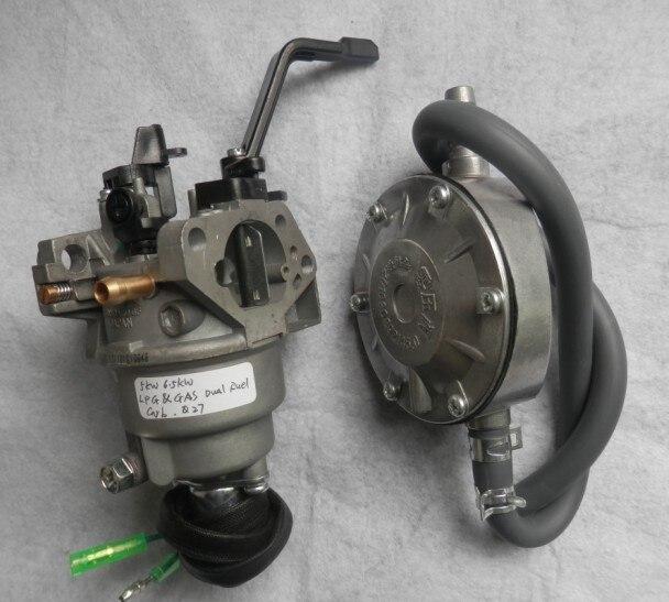 5kw petrol lpg conversion carb kit manual choke for honda gx340 rh aliexpress com Honda GX340 Service Manual Honda GX340 Engine