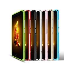 Screw Aluminum Metal Chrome Alloy Mobile Phone Bumper Case Cover + Strap For Huawei P10/P10 Plus,P10 Lite,Honor 8 Lite,Honor V9