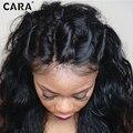 360 Rendas Frontal Onda Do Corpo Fechamento 360 Do Laço Do Cabelo Virgem pré Arrancadas Laço Frontal Frontais Do Laço Com O Bebê Linha Fina Natural cabelo