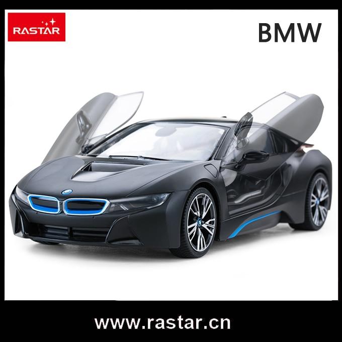 Rastar Licensed 1 14 Carrinhos De Controle Remoto Bmw I8 Open Door