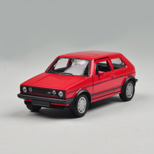 цена на Welly  VW 1983 GOLF GTI Red  Model 1:36 Diecast Models Toys model cars  Alloy Car Pull Back Car Children's Toy Cars Kids Toys