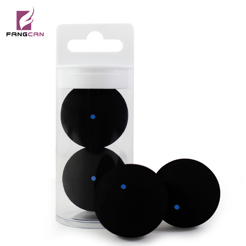 2 pezzi FANGCAN Professional Squash Ball One Blue Dot One Giallo Dot Due Giallo Dots Ball Mix Packing