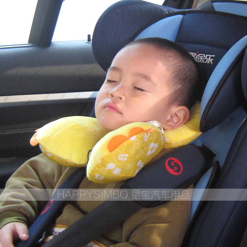 Newborn Baby Neck Pillow Travel Child Car Safety Seats Kaozhen Cart In From Mother Kids On Aliexpress