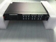 Отправляющая карта + светодиодный видеопроцессор KYSATR KS600, скалер 1920*1200 с поддержкой DVI VGA HDMI, Светодиодный настенный контроллер для видео NOVA и LINSN
