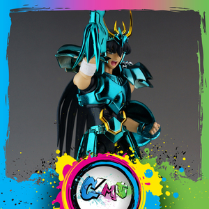 Image 1 - CMT In stock Dragon Shiryu V3 final Cloth EX metal armor GREAT TOYS GT EX Bronze Saint Seiya Action Figure