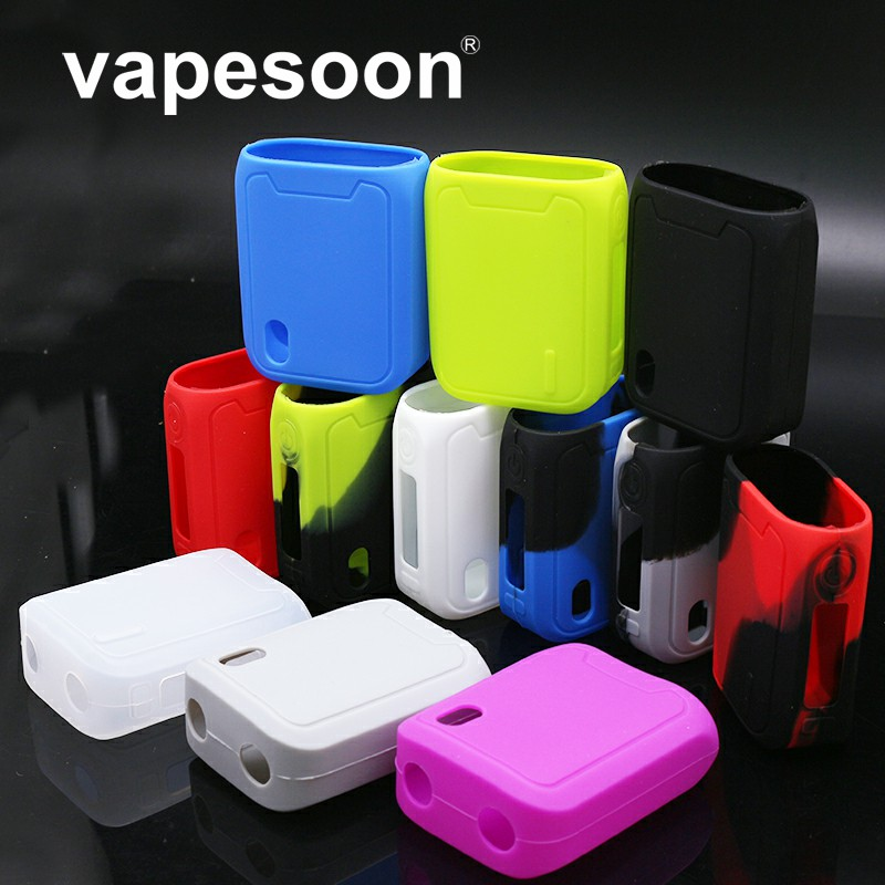 VapeSoon Newest Protective Silicone Case For SWAG 80W Box Mod Colorful Silicone Case