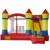 Casa de la despedida del Trampolín Inflable Gorila Saltando Castillo Hinchable Tobogán Inflable en Venta Caliente