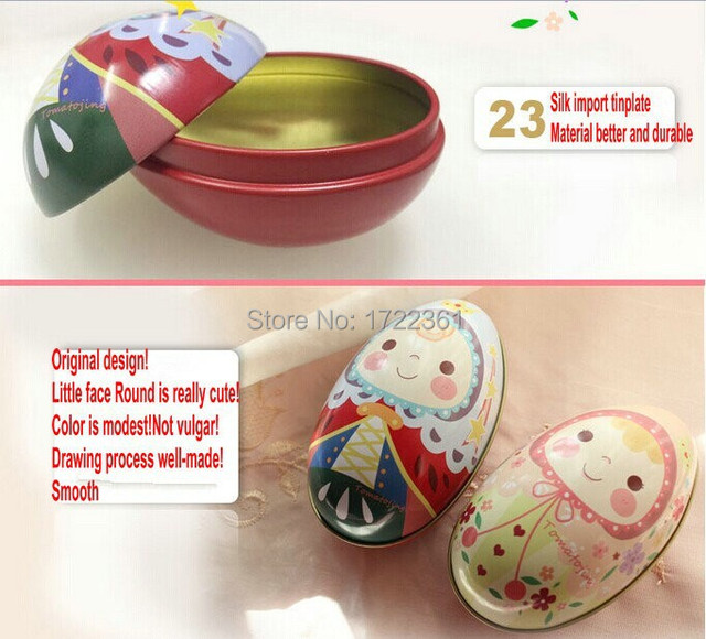 Weeding candy gift easter egg tin boxes kids party accessories weeding candy gift easter egg tin boxes kids party accessories storage candy box decoration gift cadbury negle Image collections