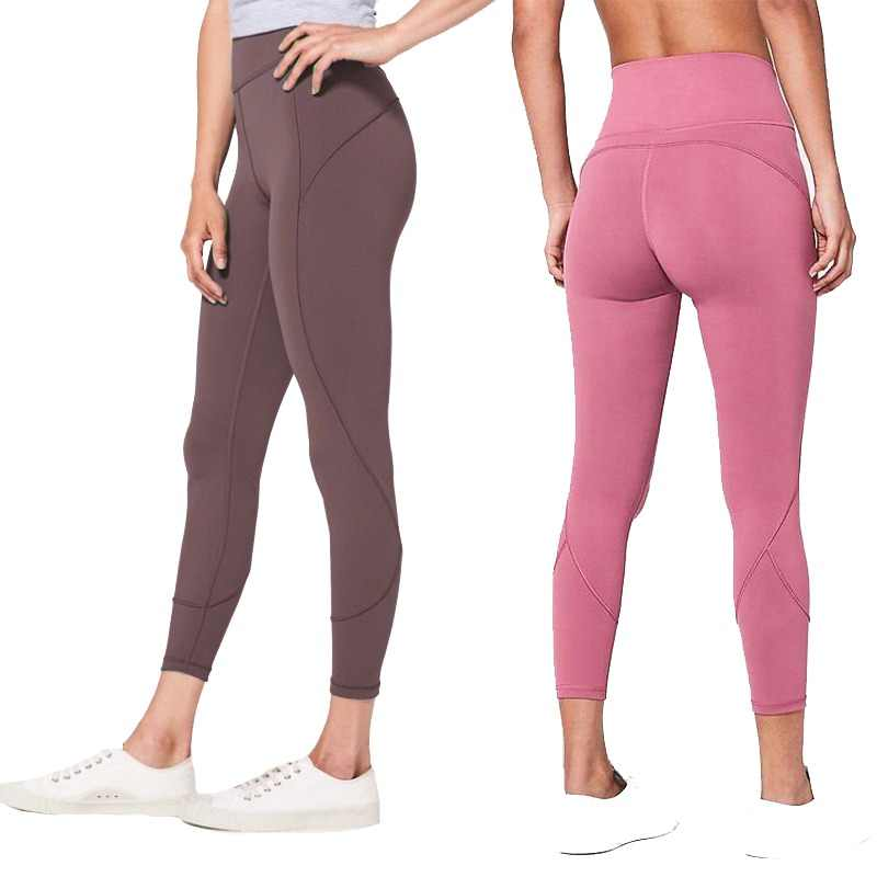 26eb96c633 Women Gym Yoga Pants High Waist Seamless Leggings for Fitness Push Up  Compression Workout leggings Stretch