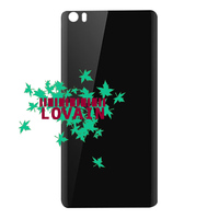 LOVAIN 1PCS Genuine Original Black White Gold For Xiaomi Note Back Battery Cover Glass Housing Rear