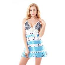 Cosy Women Nightgown Sexy Women Suspender Nightdress Deep V Lace Satin Sleepwear Women's Sleep & Lounge Sleepshirts