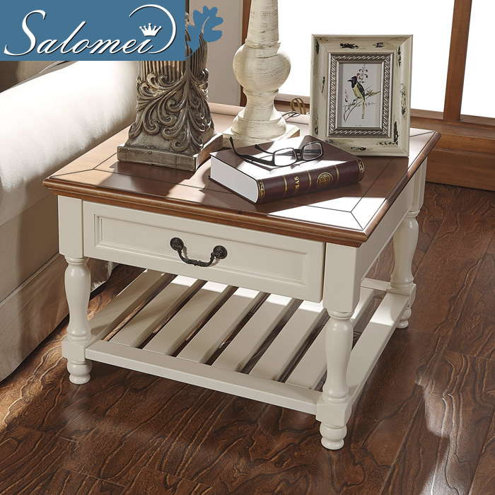 Square Coffee Table Small Apartment Full Of Furniture Wood