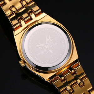 Image 5 - 탑 디자이너 브랜드 럭셔리 여성 시계 베스트 셀러 2018 제품 다이아몬드 Ap 시계 방수 여성 골드 시계 선물 상자