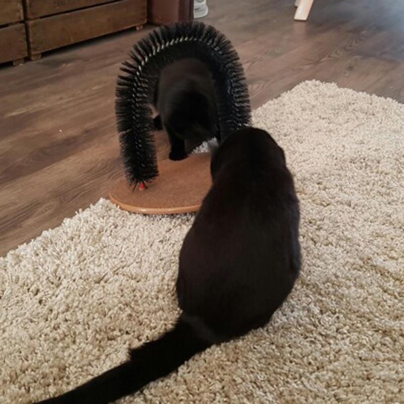 Arritja PipiFren Cats Arch Archive Toy Tunel Scratcher Furnizime PET - Produkte për kafshet shtëpiake - Foto 6