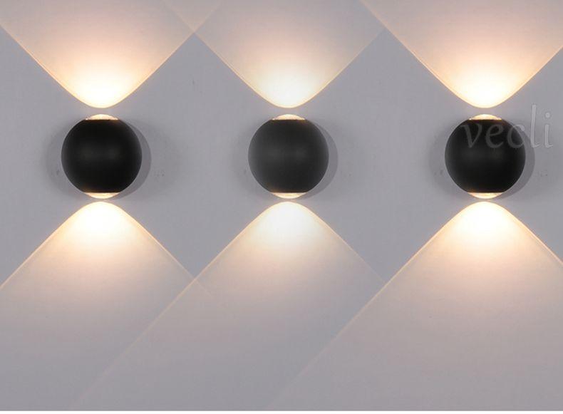 wall lamps (8)