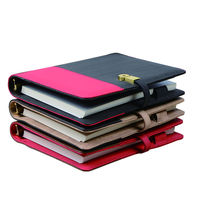 8G USB Portable Source Notebook Phone Removable Power Office Supply Writing Business Notebook New Design Gift