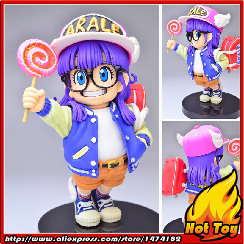 100% Original Banpresto BIG Zoukei Tenkaichi Budoukai 4 Vol.2 Collection Figure - Arale from