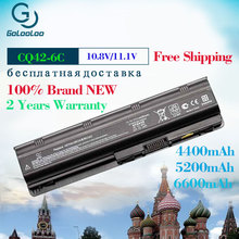 Buy Golooloo 6 cells Battery for HP Compaq Presario CQ42 G62 MU06 DV6 DV7 G4 G6 G7 CQ56 CQ62 CQ72 DV4 DV5 HSTNN-LB0W DM4 593553-001 directly from merchant!