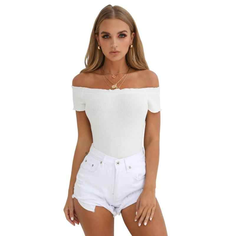 432ba87508f9 Detail Feedback Questions about pb Peggybuy Off Shoulder Sexy Solid ...
