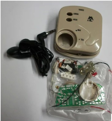 HX2031 radio FM radio FM radio DIY micro chip kit parts supply fm wireless transmitter diy kit tfm009 fm radio dc 1 5v 9 0v for wireless microphone low power fm radio tv audio forwarding