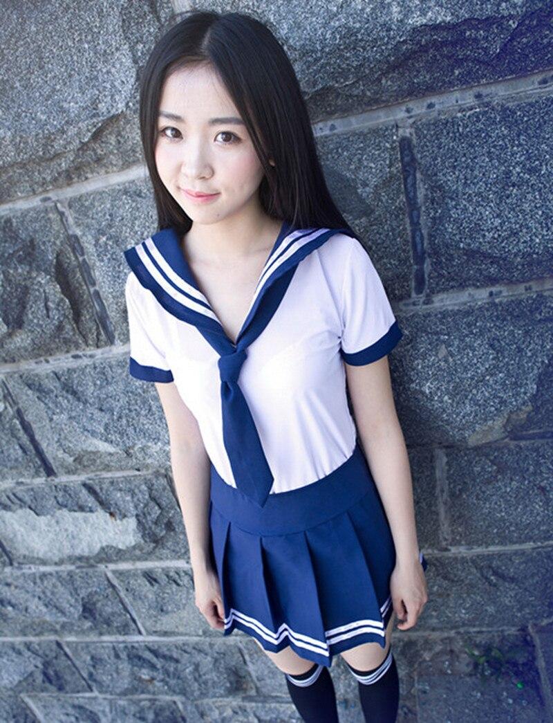 Фото корейских девушек в школьной форме фото 435-483