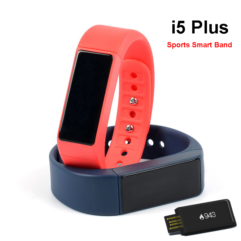 iWown I5 Plus Sports Smart band Waterproof IP67 Smartband Bluetooth Wristband for iPhone iOS Android Phone