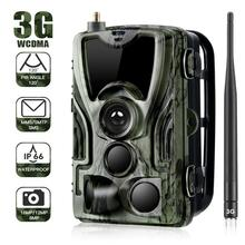 HC-801G 3G Hunting Camera 16MP Trail SMS/MMS/SMTP IP66 Photo Traps 0.3s Trigger Time 940nm LEDs Wild Cameras Suntekcam