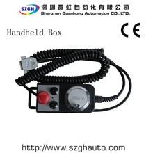 Ручка коробки MPG для 5 оси или ниже CNC токарный станок и фрезерный контроллер