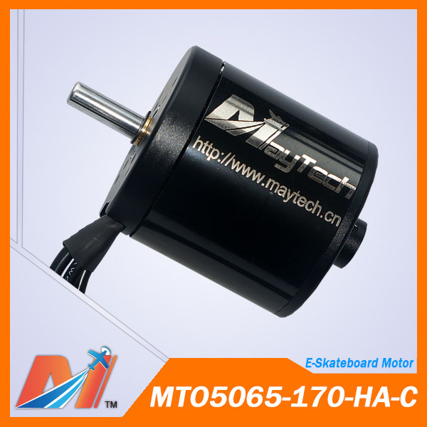 Maytech 2pcs Diy Electric Skateboard 5065 170kv Motor With 8mm Shaft