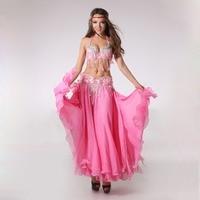 Luxury Tribal Dance Plume Tribal Belt Belly Dance Costume Women Tribal Bellydance Costume