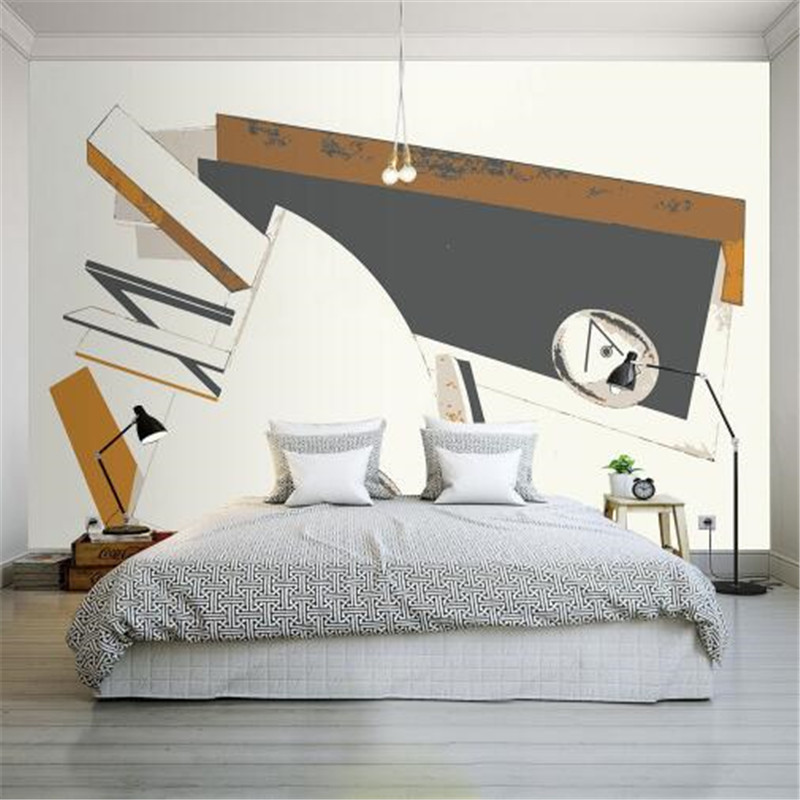 3D Wallpapers Hand Drawn Photo Wall Murals Doodles Custom Wall Paper for Living Room Abstract Art WallPapers Home Decor TV Wall customized photo 3d murals 3d wallpapers art abstract 3d wallpaper for living room tv backdrop 3d wall paper diy home decoration