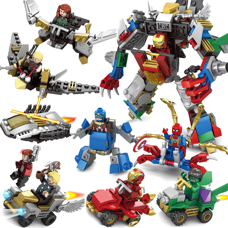 Heroes, Sets, Toys, LegoING, Educational, Christmas