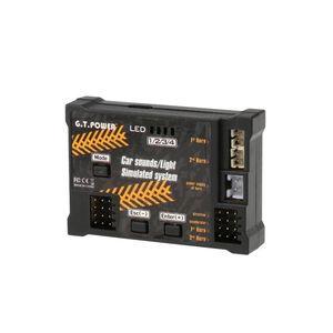 Image 2 - GT POWER RC Módulo de juguete para coche, sistema de sonido/luz simulado para coche de escalada, SUV, Control remoto, camión, vehículo, pieza DIY
