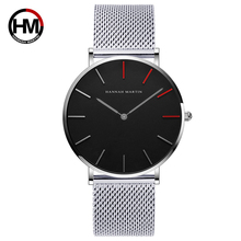 Fashion Casual Couple Watches Luxury Brand Quartz Men Women Bracelet Watches Rose Gold Steel Mesh Male Female Wrist Watch Xfcs