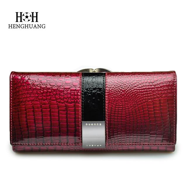 HH Luxury Alligator Wallets  1