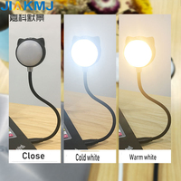 New Led lamp, USB reading lamp, touch folding eye protection, Student Book lamp, Bluetooth audio light