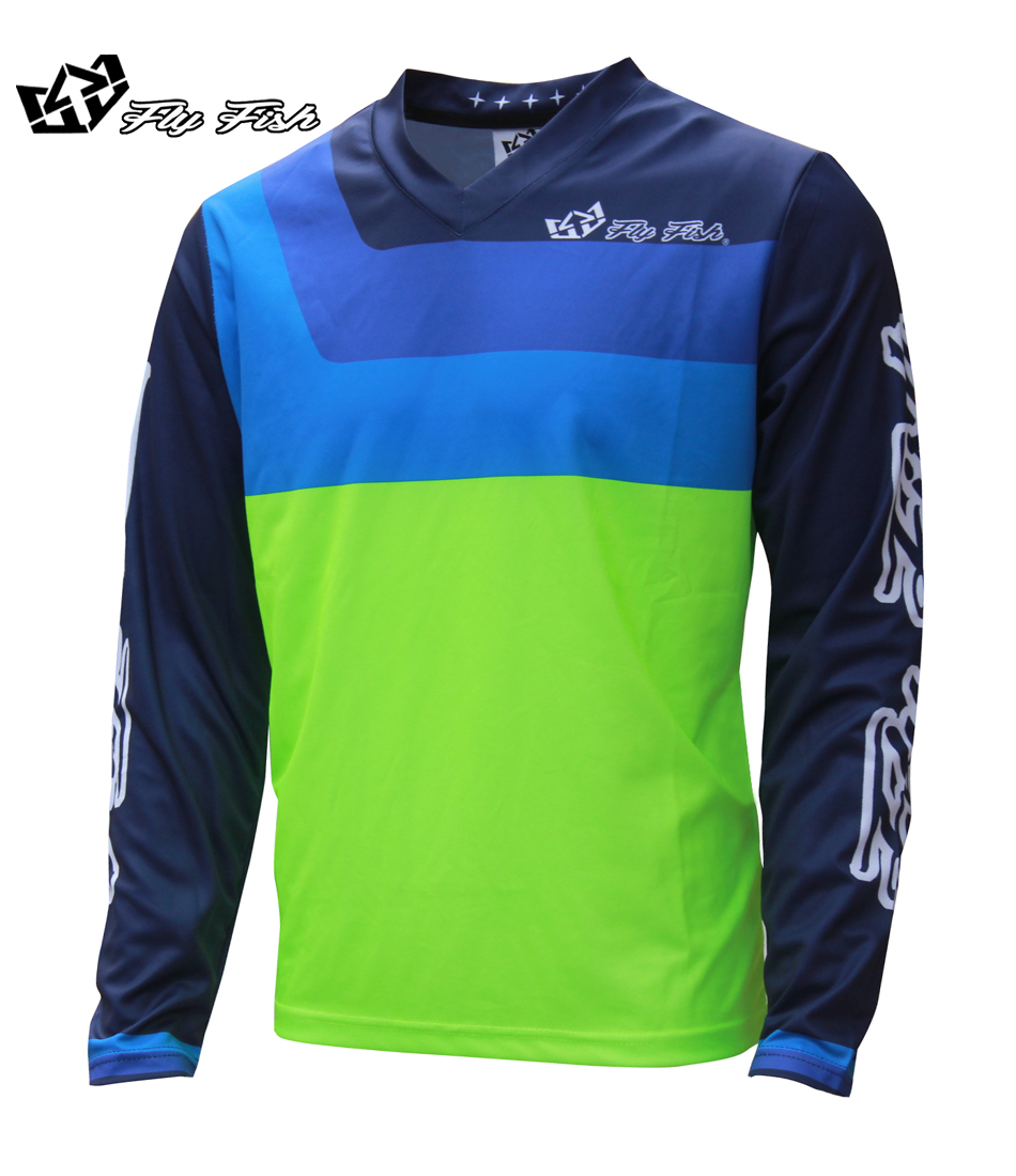 2017 Quick Dry 2017 Fury Moto Mx Bike Bike Motocross Jersey Bmx Dh Mtb T Shirt Clothes Long Sleeve Mtb Breathable Quick Drying Cycling Back To Search Resultssports & Entertainment