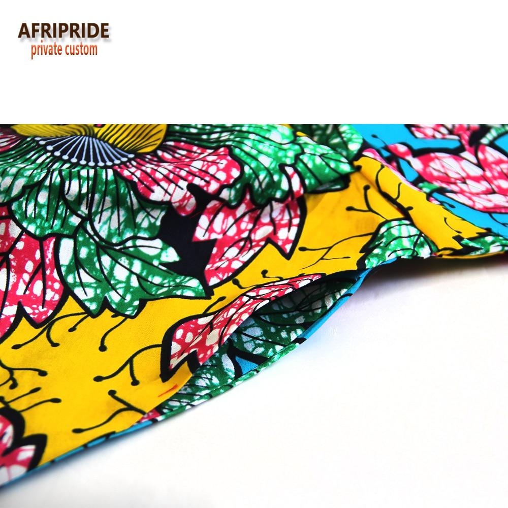 2019 ARIPRIDE privatna stranka haljina za žene ljeto pamuk V - izrez - Nacionalna odjeća - Foto 5