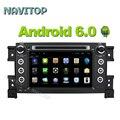 Navitop Android 6.0 dvd-плеер автомобиля gps для Suzuki grand vitara 2005 2006 2007 2008 2009 2010 2011 радио мультимедиа навигации