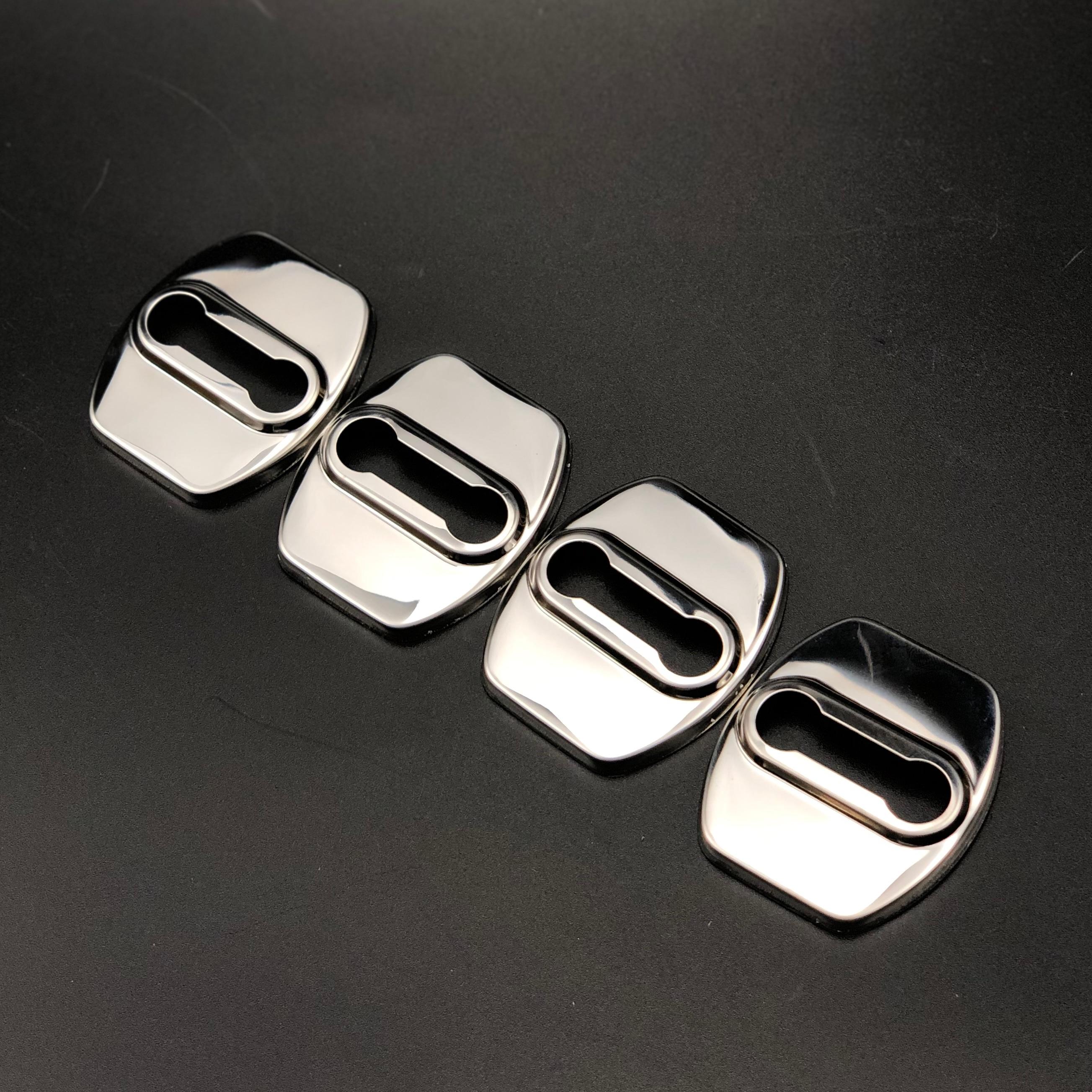 Car styling Accessories Door Lock Cover For Kia SORENTO Stinger Niro Carnival Ray Venga ProCeed Stonic SP Telluride