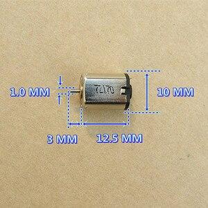 5 шт. высокое качество DC3V-5V 22000 об/мин Металл микро DC-мотор высокая скорость большой крутящий момент dc мотор для diy Модель
