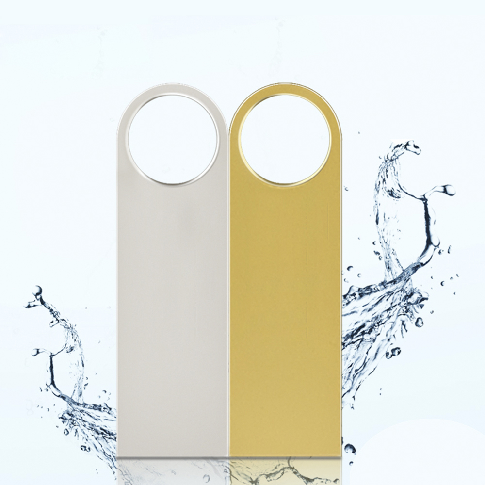 DTSE9 Waterproof USB Flash Drives 64GB 32GB 16GB 8GB 4GB Steel Meta Gold/Silver Flash Drive Pendrive Usb Memory Stick