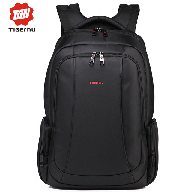 Tigernu High Quality Waterproof Nylon Backpack Female Unisex Men's Backpacks for Laptop Women Notebook Bag Backpack 14 to17 Inch