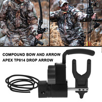 Alloy Arrow Rest Athletic Sports for Falling Arrow Catapult Star Archery for Accessories Sports Compound Bow Hunting Shooting