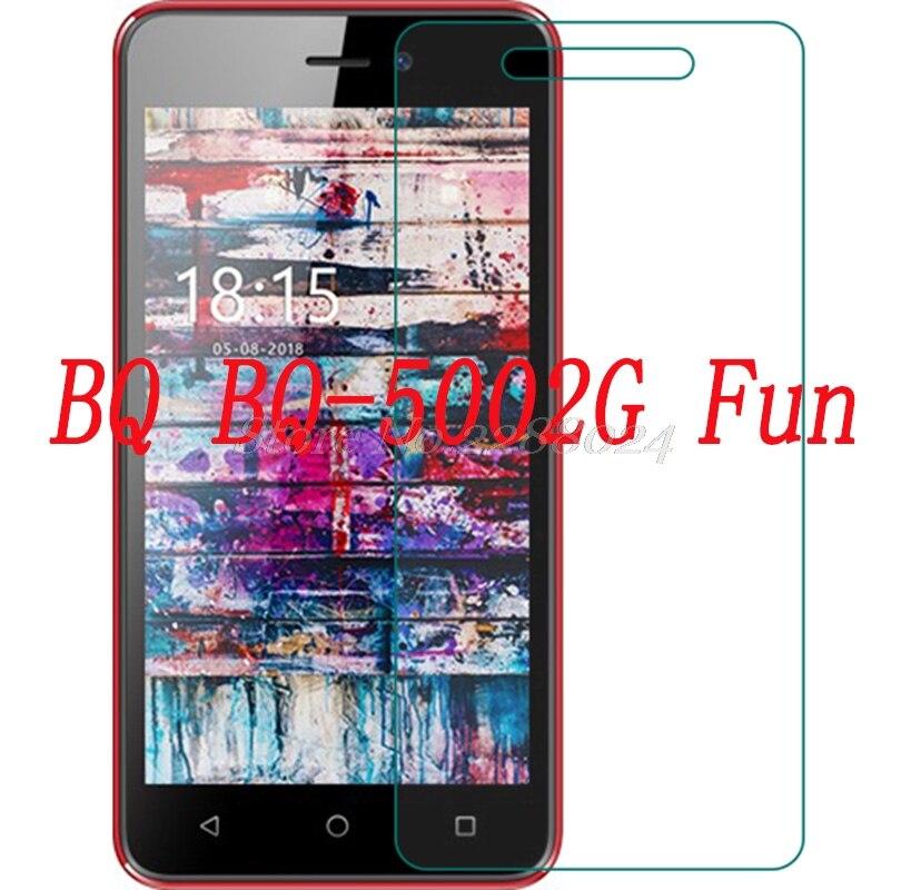 Купить Смартфон закаленное стекло 9h для BQ BQ-5002G Fun glass Взрывозащищенная защитная пленка защитная крышка для телефона на Алиэкспресс